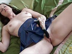 masturbation, toys, solo, orgasm, amateur, pov, brunettes, reality