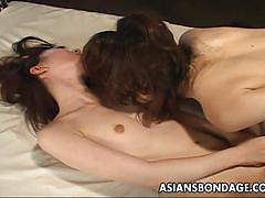 Super hot asian sluts with toys