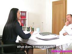 Fun with femaleagent vs fake hospital