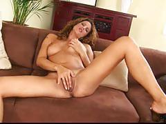 brunette, sexy, masturbation, solo, mature, whip