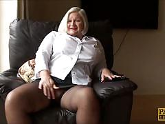lacey starr, big tits, milf, busty, shaved, masturbation, stockings, fingering, fat, solo, chubby, bbw, mature, amateur, granny, nanny, old, blondes, gilf