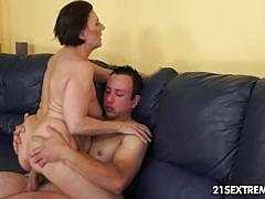 Gilf margo fucks her newest boy toy