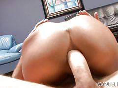 Slutty angel loves cum