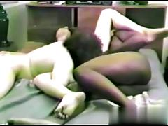 Cougar has a lesbo action that made her week