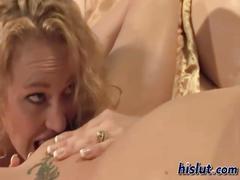blonde, lesbian, mature, masturbation, more