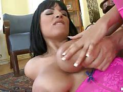 Bosomy anissa kate just got nastier through anal