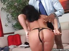 Hot milf kendra secrets fucked by big black cock