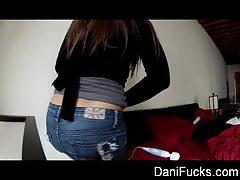 Dani daniels's quickie orgasm