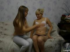 amateur, blonde, brunette, lesbian, lovehomeporn, lesbians, fingering, homemade, girl-on-girl, teen, small-boobs, webcam, babes, pussy-eating, shaved, booty