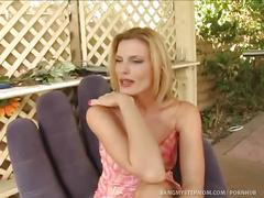 Unsatisfied wife hooks up with younger man!