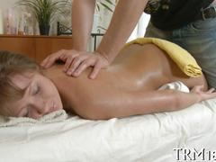 Succulent drilling for hot beauty film video 1