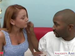 Hot redhead mom janet mason fuck a bbc