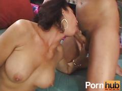 My favorite milf gang bang - scene 3