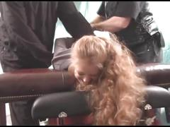 Krystina tickle tortured