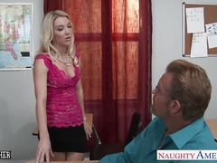 blonde, reality, school, myfirstsexteacher, naughtyamerica, naughty-america, laura-bentley, hardcore, blowjob, fuck, suck, busty, big-tits, teacher, facial