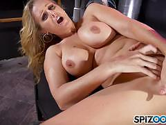 Sexy mature blonde julia ann solo