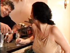 Alkohol macht geil – deutsche nutte locker und enthemmt