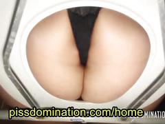 Mistress an li panty piss pov
