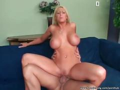 big tits, blonde, hardcore, milf, keepjerking, mom, mother, big-boobs, fingering, pierced-clit, riding, reverse-cowgirl, trimmed