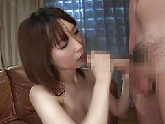 big tits, asian, blowjob, titjob, undressing, censored, pov, milfs in japan, erito, ruka hinami