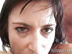 small tits, milf, high heels, blowjob, big dick, from behind, manuel ferrara, black hair, manuel ferrara, myxxxpass, manuel ferrara, cecilia vega
