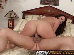 Sensual kaci starr gets her pussy slammed