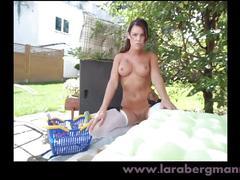 Lara bergmann - german amateur girl - deutsches amateur teen