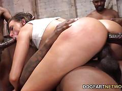 Racy babe juelz ventura double penetrated