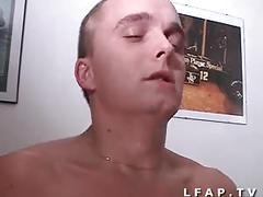 Milf francaise prise en double penetration