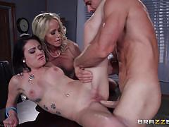 Teacher fucking with simone sonay and chase ryder