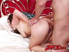 Sexy alice lighthouse loves hard cock