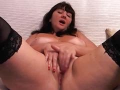 Mature women masturber