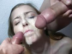 Abigaile johnson cumshotcut