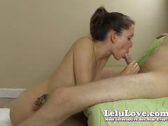 lelu love, blowjob, hardcore, cumshot, facial, handjob, amateur, fetish, homemade, 1080p, deepthroating