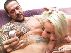 Rampant lola taylor fucked hard and rough