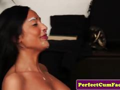 Romana ryder imitating a porn