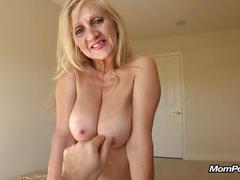 facial, milf, messy-facial, european-milf, pov-hd