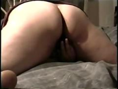 Solo play by amateur pussycat