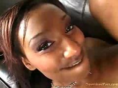 Sexy black slut with phoenominal tits!!!!!