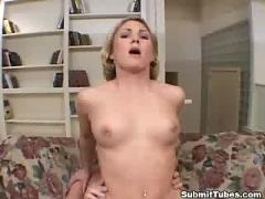 Teen sebrina snow massive facial