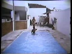 Vintage fuk fuk a brasileira (1986) part 01 very rare