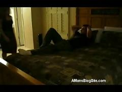 Amansblogsite.com xxx a couple gets it on