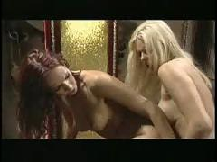 Red hot lesbians fisting and licking