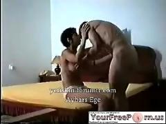Turkish bitch screams herself to orgasm