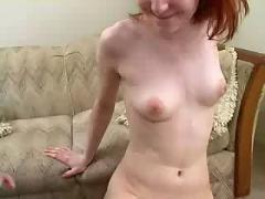 Ivy gets fucked with toys