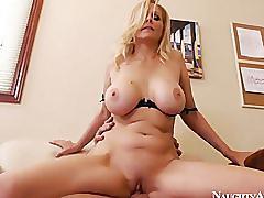 Naughtyoffice - julia ann