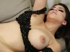 masturbation, babe, big tits, solo, pussy, beauty, big boobs, busty, chick, gorgeous, masturbating, posing, shaved pussy, striptease, teasing
