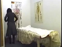 Hidden cam asian massage masturbate young japanese patient