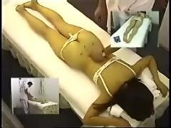 Hidden cam asian massage masturbate young japanese patient