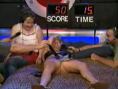 Orgasm world record